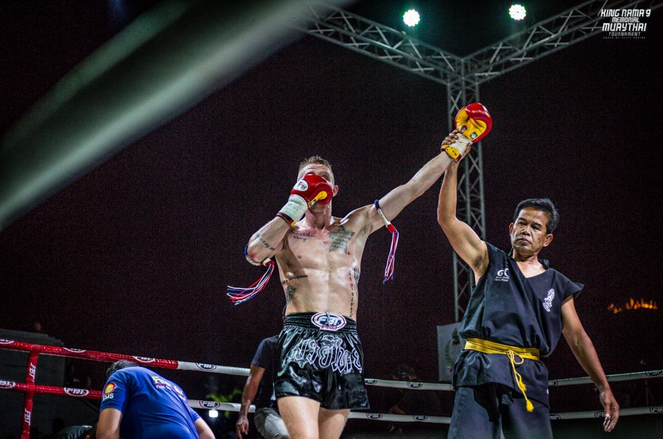 WMC King Rama 9 MuayThai Tournament